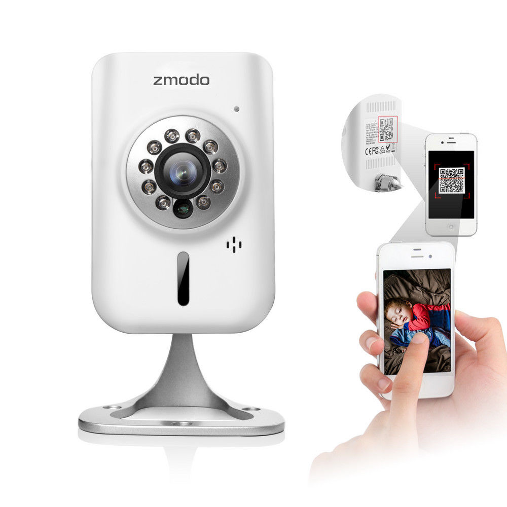 wireless wifi home security ip camera 720p hd. Black Bedroom Furniture Sets. Home Design Ideas